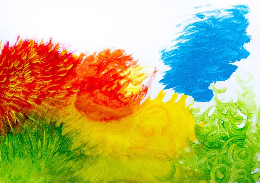 color composition balance