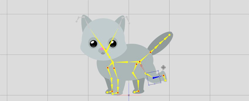 test joints in crazytalk animator