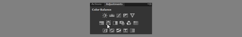 color balance adjustment