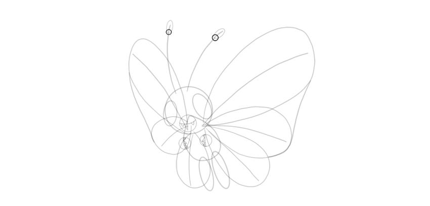 final antennae butterfree