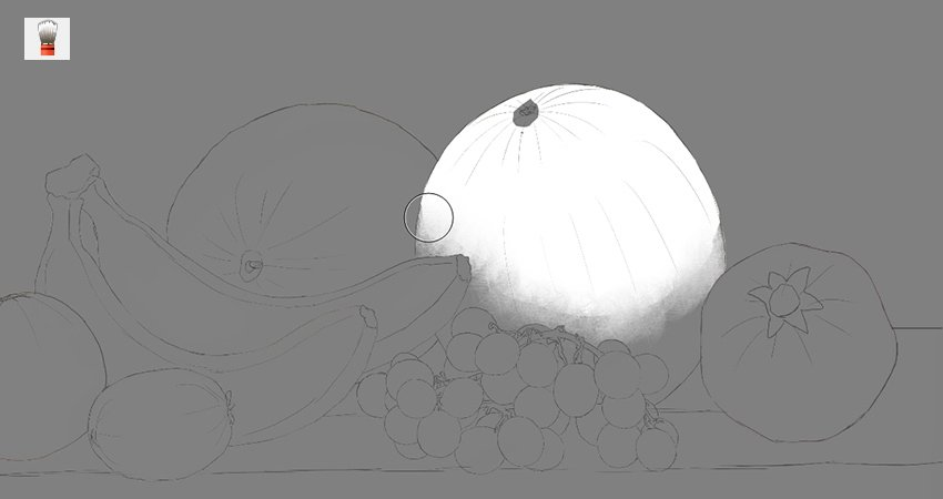 blending ambient occlusion