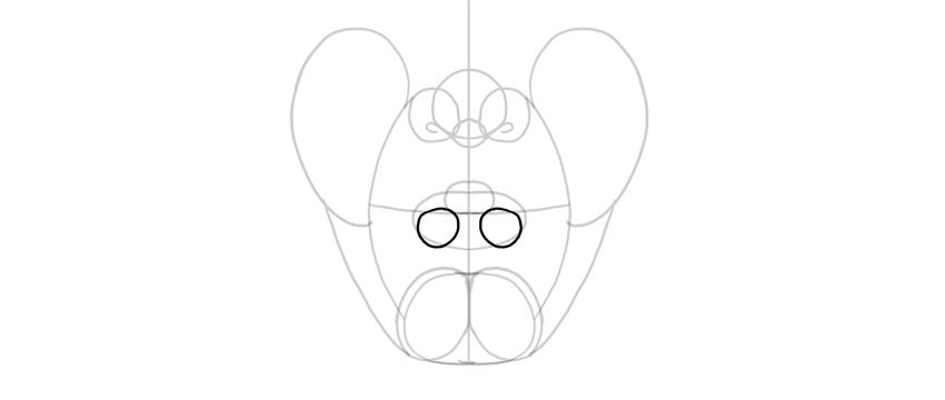 lower lip shape base