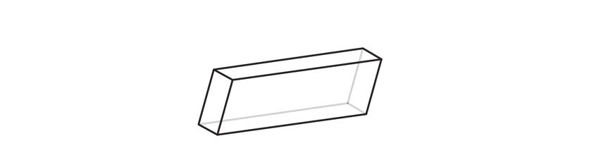 finish monoclinic crystal