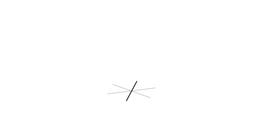 draw third axis of hexagonal crystal