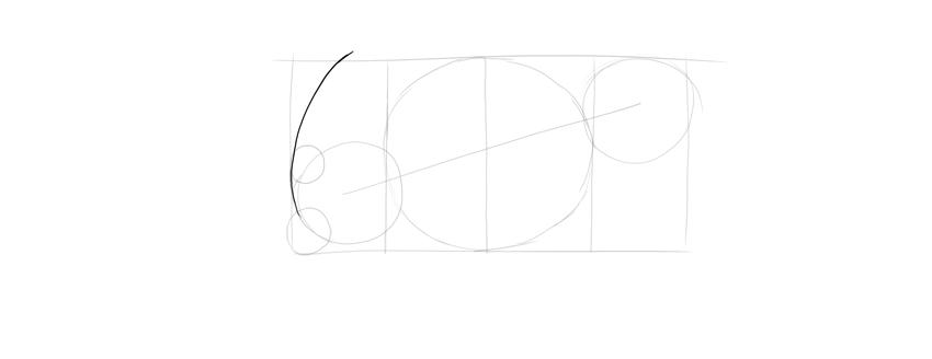 add curve of shoulder