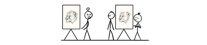 self taught vs art school