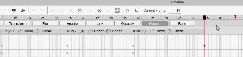 how to add keyframes in cta3