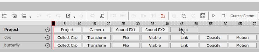 how to add music cta3