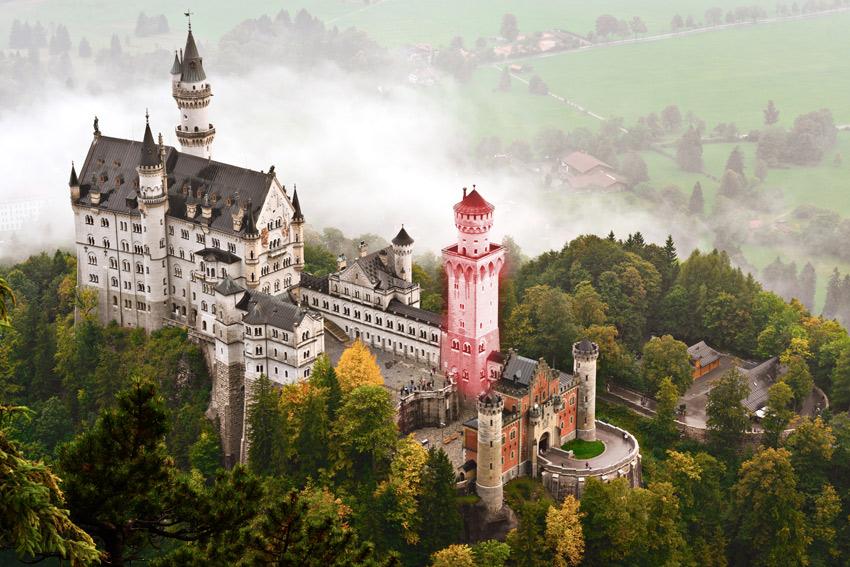 neuschwanstein castle keep