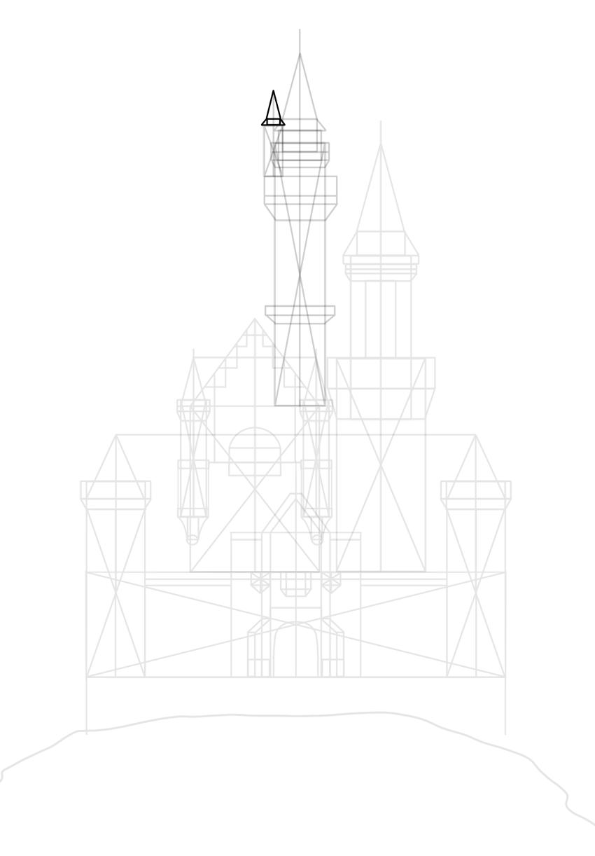 turret roof