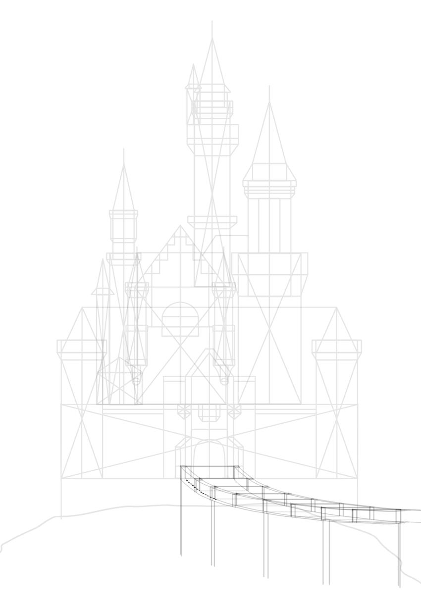mark castle steps