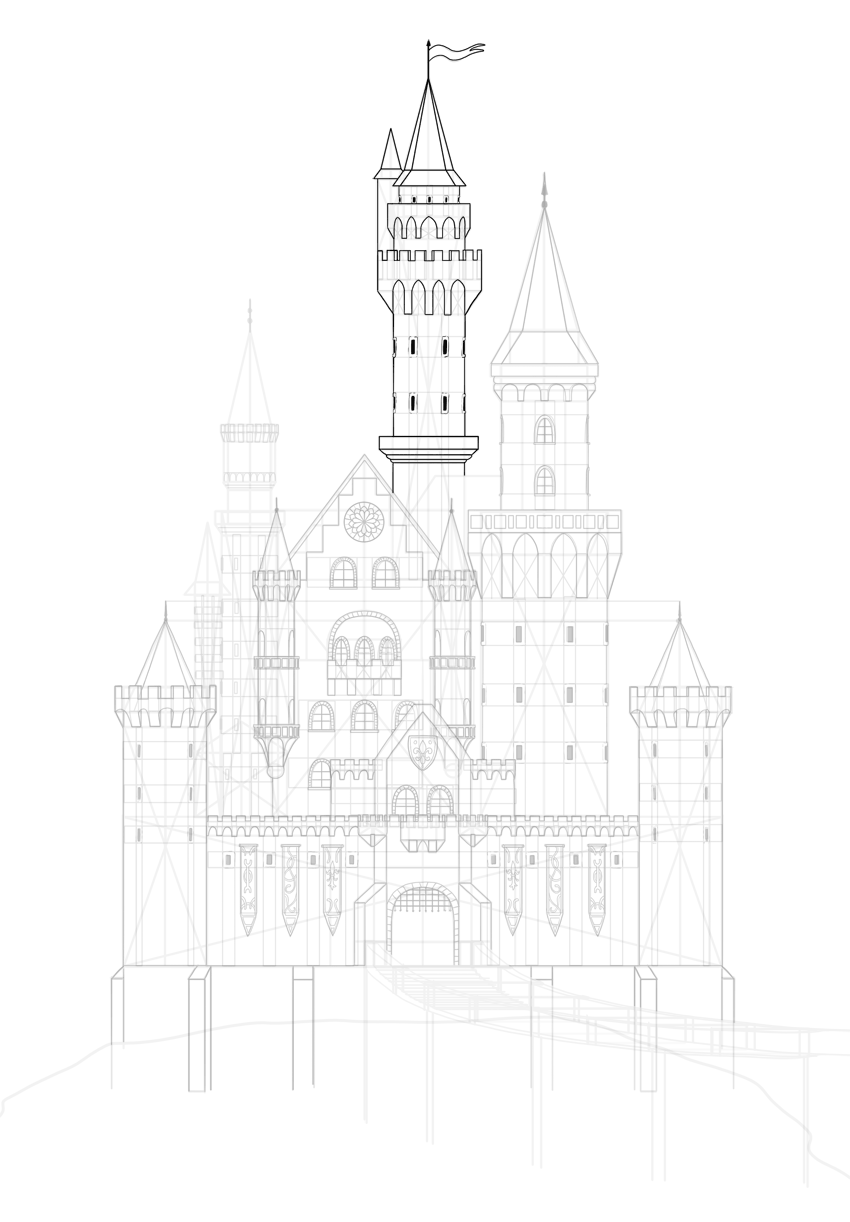draw the watchtower