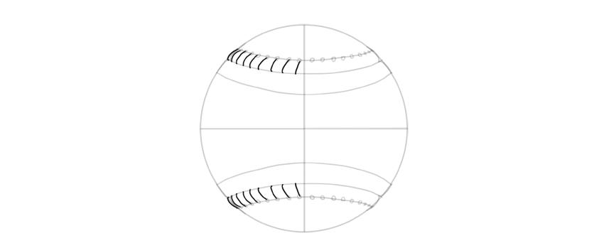 draw stitches