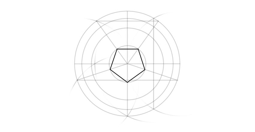 small petagon