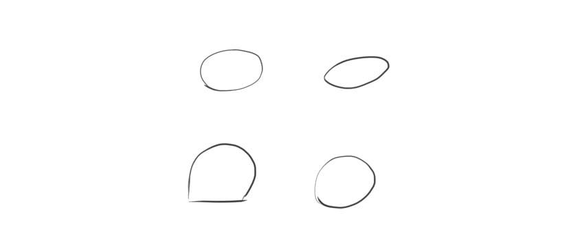 how to start manga eyes