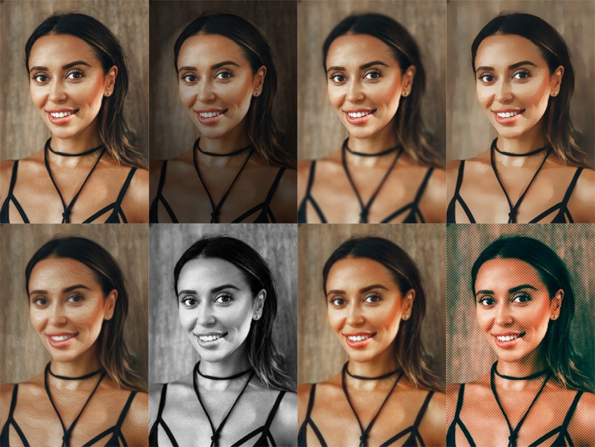 how to apply filters in photoshop