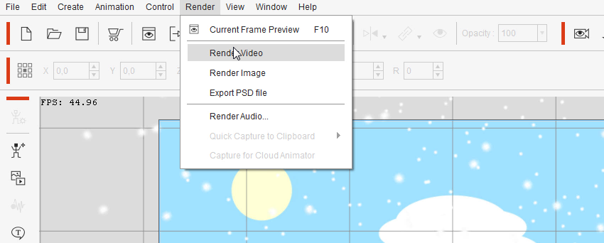 how to render video cta3