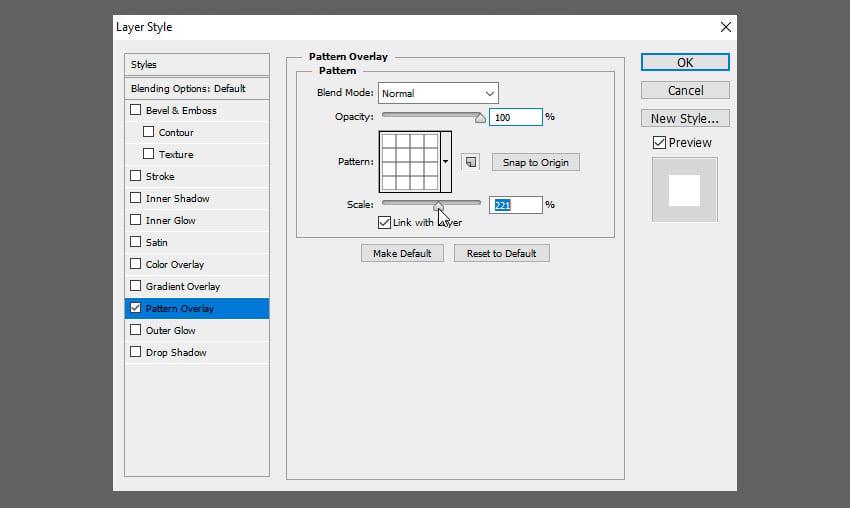 add a notebook sheet pattern
