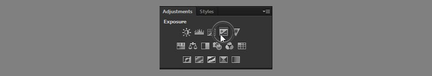add exposure adjustment