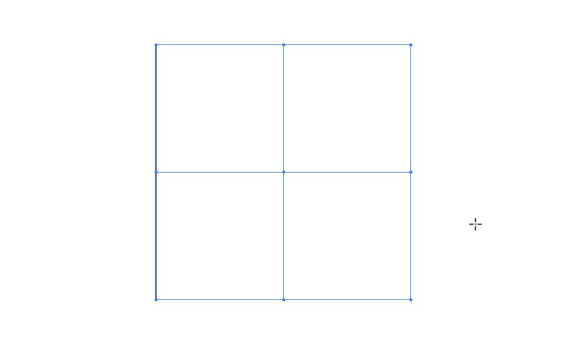 split into grid