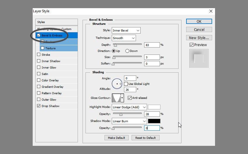 Glass Text Effect Photoshop Tutorial add 3d effect
