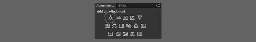 add contrast adjustment