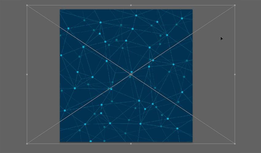 add pattern to mockup
