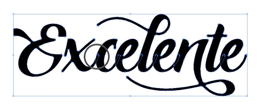illustrator convert text to shape problem