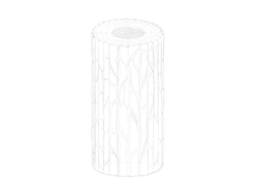how to shade woodgrain