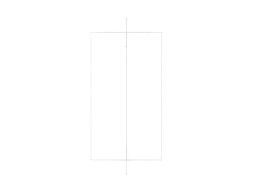 how to start a drawing of ellipse