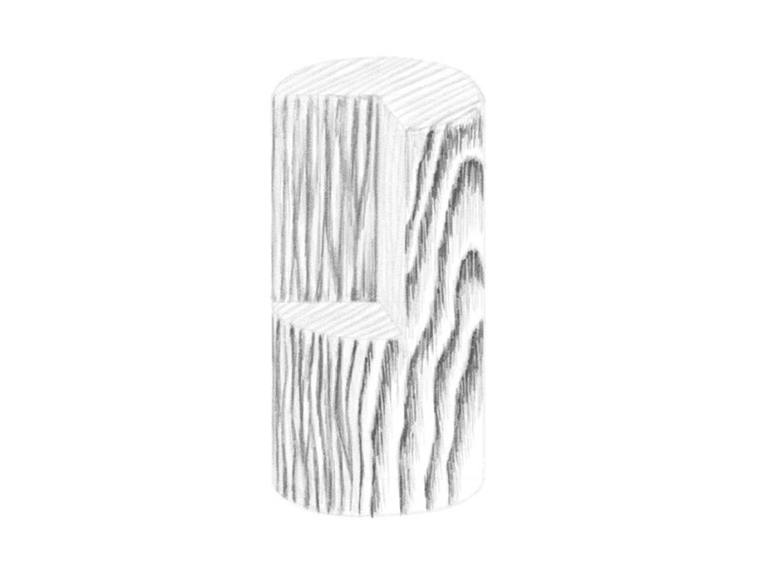 how to draw big wood texture