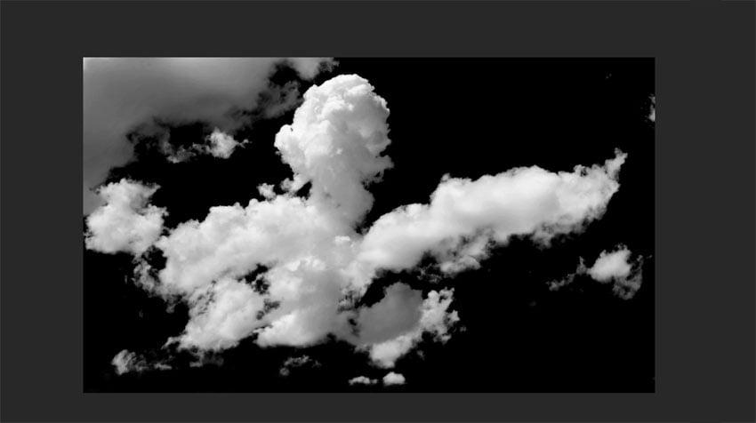 detailed cloud brush