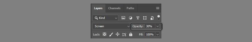 lower opacity