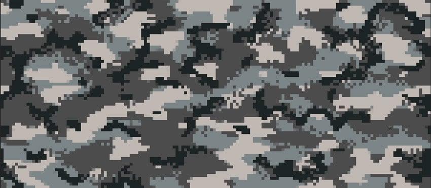 make bluish splotches more pixelated