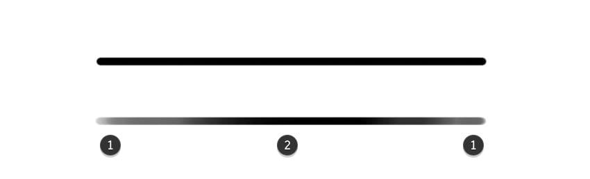 opacity pressure brush example