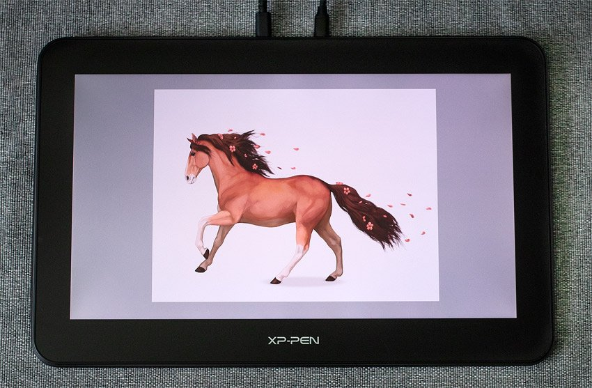 drawing tablet example