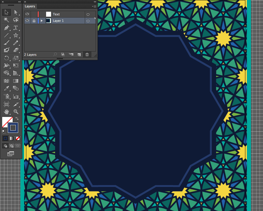 adobe illustrator offset path apply stroke new layer text
