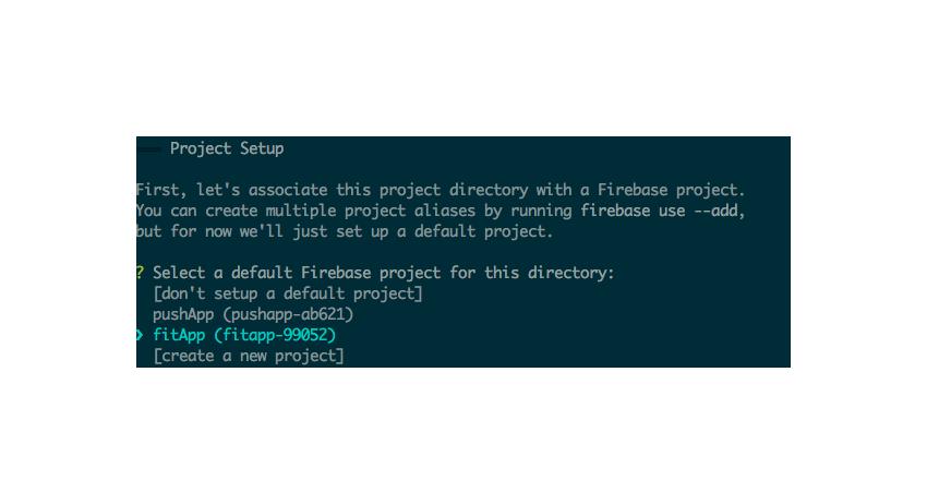 setup firebase functions