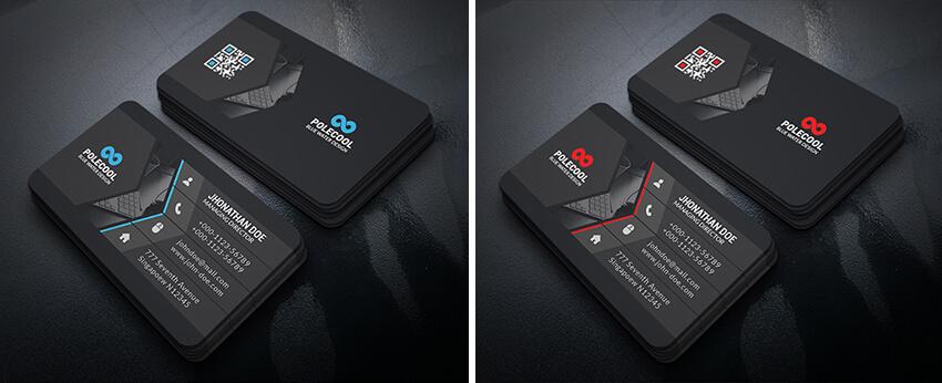black tech cards