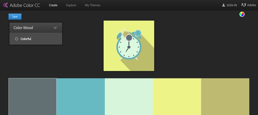 color cc app