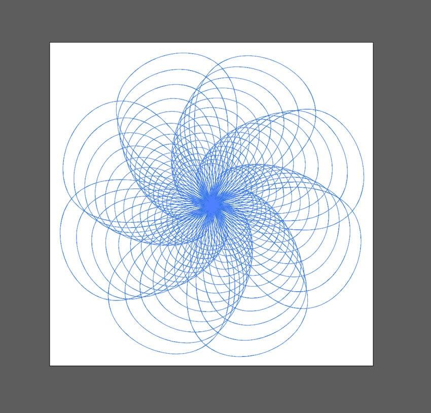 vector spiral