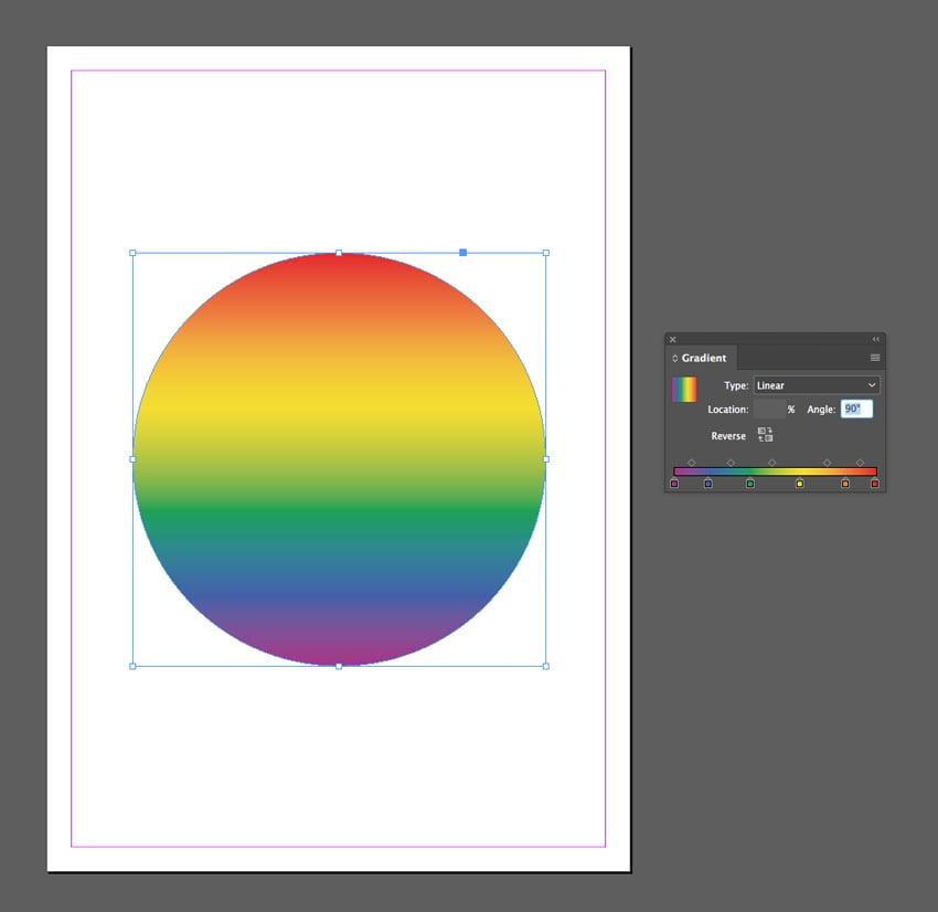 angle of gradient