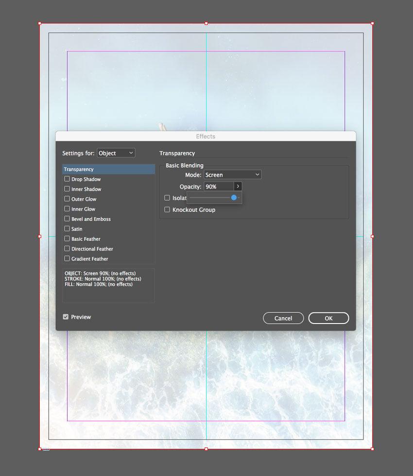 screen mode