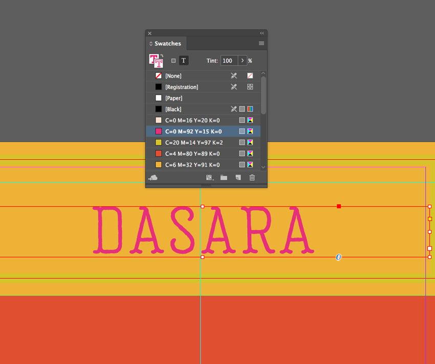 text stroke color