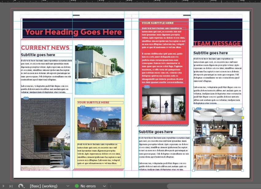 newsletter inside