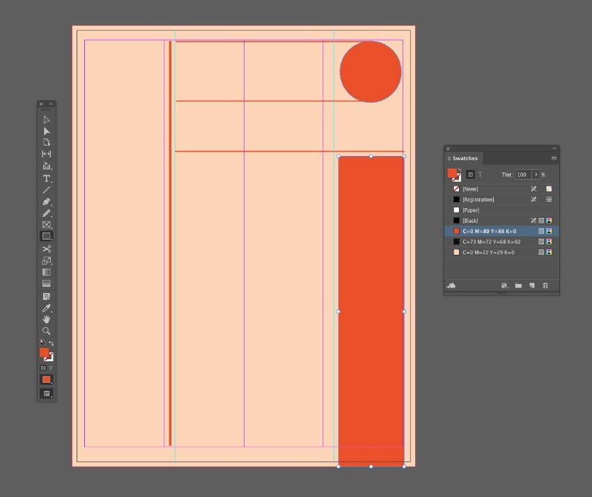 rectangle frame tool