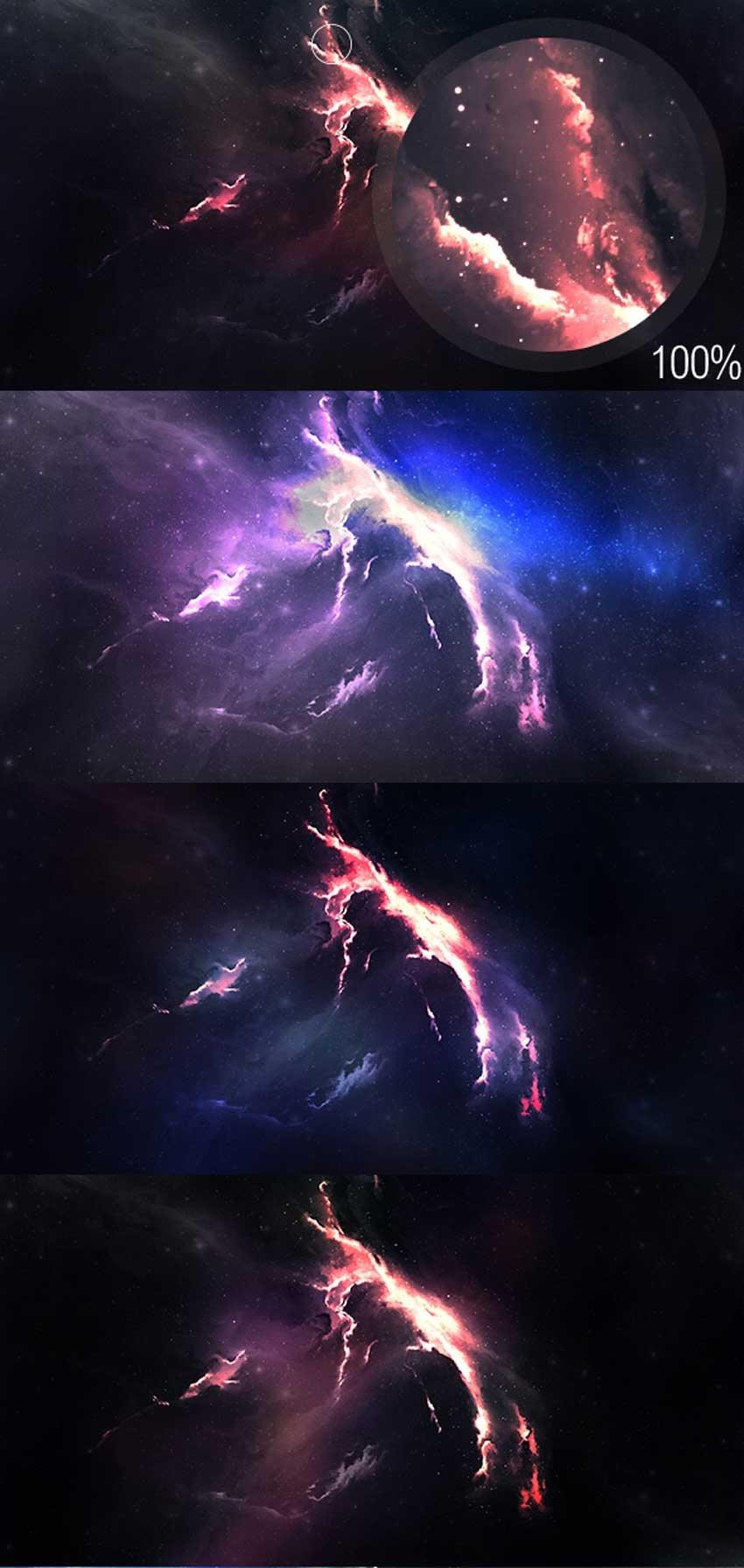 Good Backgrounds Space Nebula