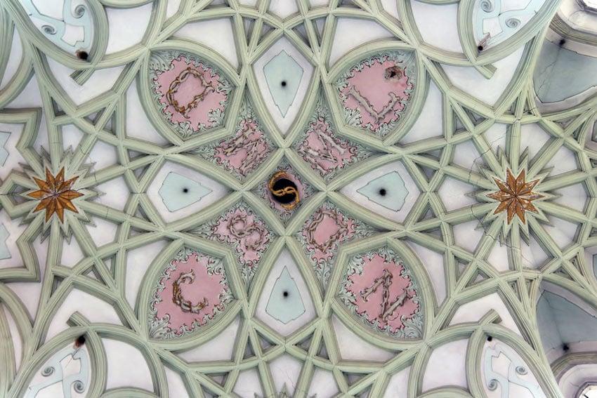 gothic ceiling