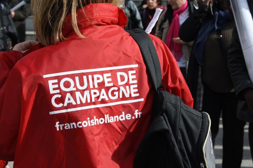 hollande campaign