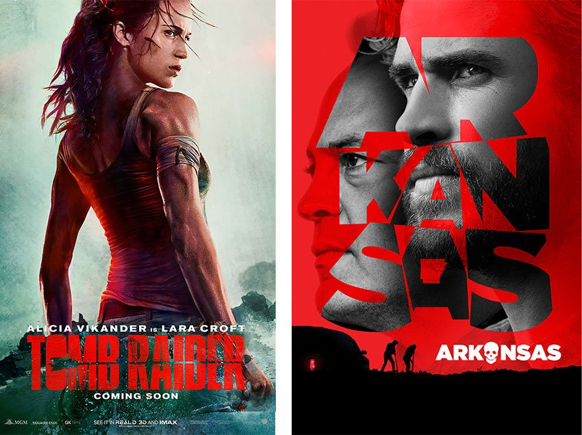 action thriller movie posters